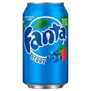Fanta - Berry - 1 x 355 ml