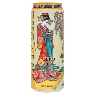 Arizona - Green Tea Zero / Diet  - 1 x 680 ml