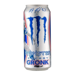 Monster USA - Energy - Gronk - 12 x 443 ml