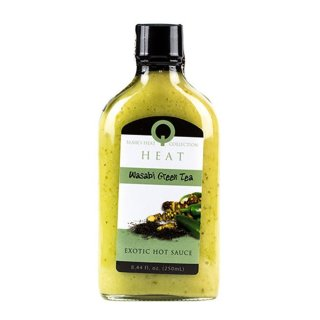 Blairs Heat - Wasabi GreenTea Exotice Hot Sauce - 1 x 250ml