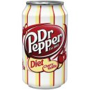 Dr Pepper - Cherry Vanilla DIET - 1 x 355 ml