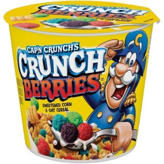 Capn Crunchs  Crunch Berries Cups (1x37g)