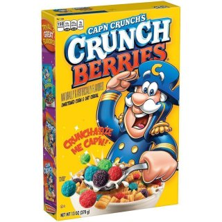 Capn Crunch Berries (370g)