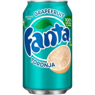 Fanta - Grapefruit - 12 x 355 ml