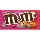M&Ms - Strawberry Nut (24 x 92,7g)