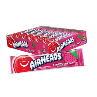 Air Heads Strawberry (36x16g)