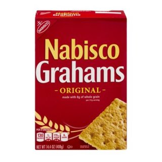 Nabisco - Grahams Original - 1 x 408 g