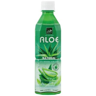 Aloe Vera Drinks - Premium Quality  - 1 x 500 ml