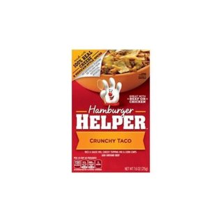 Hamburger Helper - Crunchy Taco (215g)