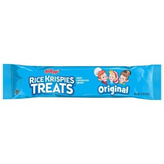 Kelloggs Rice Krispies Treats - Crispy Marshmallow Squares (1x62g)