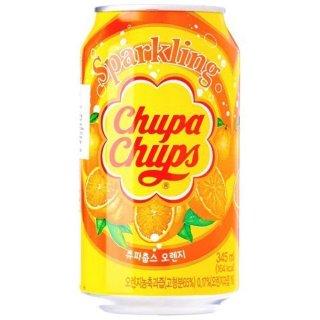 Chupa Chups - Sparkling Orange - 1 x 345 ml