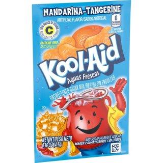 Kool-Aid Drink Mix - Mandarina - Tangerine - 1 x 4,5 g