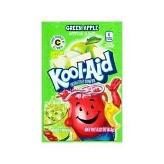Kool-Aid Drink Mix - Green Apple - 1 x 6,3 g