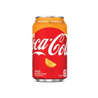 Coca-Cola - Orange Vanilla - 1 x 355 ml