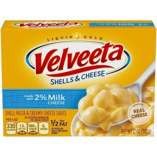 Velveeta - Shells & Cheese 1x 340g