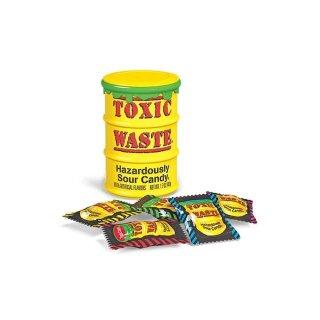 Toxic Waste - Hazardously Sour Candy 1 x 42g