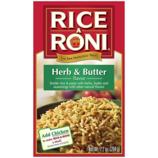 Rice a Roni - Herb & Butter - 1 x 204 g