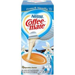 Nestle - Coffee-Mate - French Vanilla - 50 x 11 ml