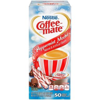Nestle - Coffee-Mate - Peppermint Mocha - 50 x 11 ml