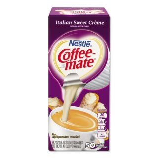 Nestle - Coffee-Mate - Italian Sweet Crème - 50 x 11 ml