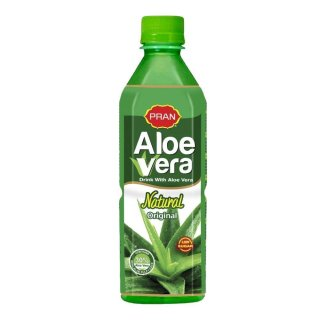Aloe Vera Drinks - Pran - 1 x 500 ml