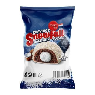 Snowfall Cake with Coconut (1x50g)