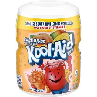 Kool-Aid Drink Mix - Peach-Mango ( 538g )
