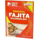 Taco Bell - Orginal Fajita Seasoning Mix - 1 x 39g