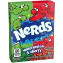 Nerds Wild Cherry - Watermelon - 3 x 46,7g