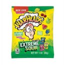 Warheads - Extreme Sour Hard Candy - 3 x 28g
