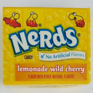 Nerds Wild Lemonade Mini - 3 x 14,5g