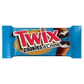 Twix - Cookies & Creme - 1 x  38,6g