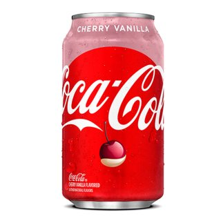 Coca-Cola - Cherry Vanilla - 1 x 355 ml