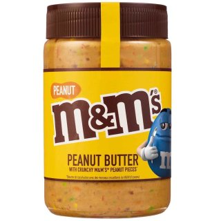 m&m´s - Peanut Butter - 1 x 320g