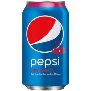Pepsi - Wild Cherry - 1 x 355 ml
