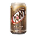 A&W -  Root Beer - 355 ml
