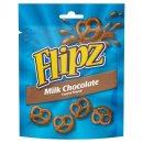 Flipz - Milk Chocolate - 141g