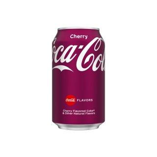 Coca-Cola - Cherry - 355 ml