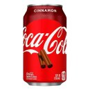 Coca-Cola - Cinnamon - 355 ml