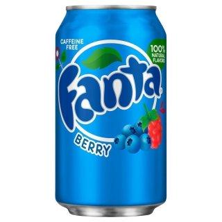 Fanta - Berry - 355 ml