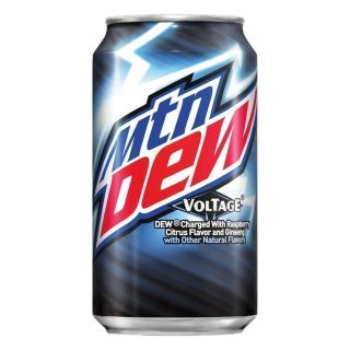 Mountain Dew - Voltage - 355 ml