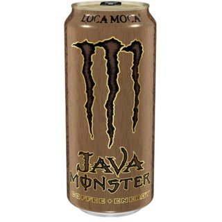 Monster USA - Java - Loca Moca + Energy - 443 ml