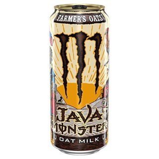 Monster USA - Java Coffee + Energy - Farmers Oat - 443 ml