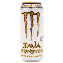 Monster USA - Java - Vanilla Light + Energy - 443 ml