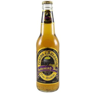 Flying Cauldron - Harry Potter Butterscotch Beer - 355ml
