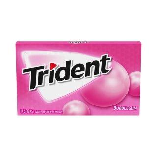 Trident - Bubblegum - 14 Stück