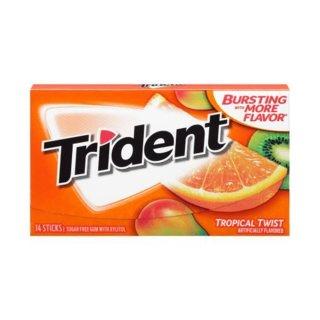 Trident - Tropical Twist - 14 Stück