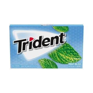 Trident - Mint Bliss - 14 Stück
