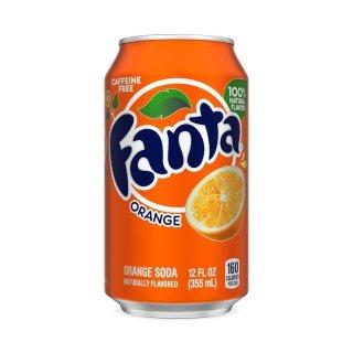 Fanta - Orange - 1 x 355 ml