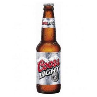 Coors - Light Long Neck - 1 x 355 ml (Glasflasche)